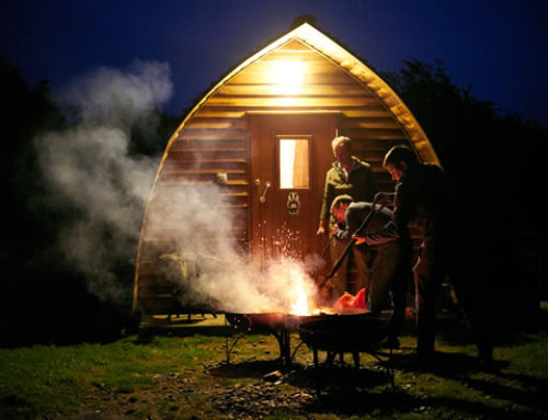 Get ready for the new glamping season