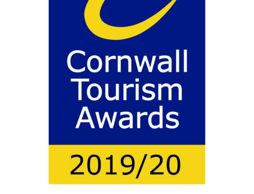 We're a Finalist in the Cornwall Tourism Awards 2019/20