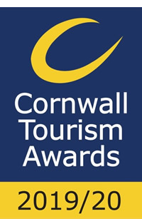 Cornwall Tourism Awards Gold