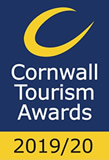 Penbugle Organic Farm won the GOLD Cornwall Tourism Award 2019/2020