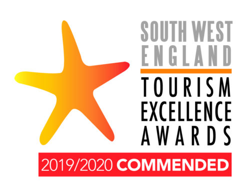 Commended in the South West Tourism Awards 2019 to 2020