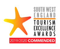 Penbugle Organic Farm has been commended in the SW tourism excellence awards 2019/20